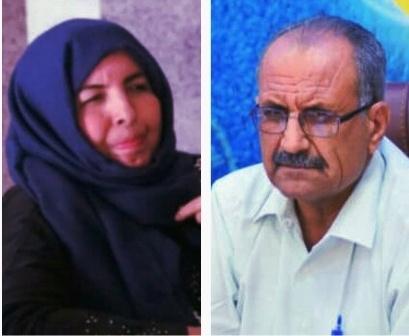 مساعد الأمين العام يؤدي واجب العزاء لأسرة المناضلة الراحلة زهراء صالح