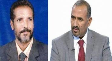 الرئيس الزُبيدي يهنىء الأسير المحرر أحمد المرقشي بتحريره من سجون نظام صنعاء
