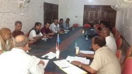 تنفيذية انتقالي حضرموت تحدد موعدا للاجتماع العمومي للقيادة المحلية