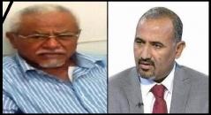 الرئيس الزُبيدي يُعزي في وفاة الشخصية العدنية البارزة اللواء الطيب أحمد علي
