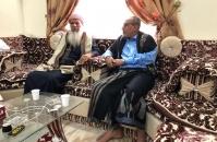 الكثيري يؤكد دعم المجلس الانتقالي لجهود تعزيز وحدة حضرموت وتمكين أبنائها من  إدارتها
