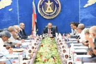 هيئة الرئاسة تعقد اجتماعها الدوري وتقف أمام نتائج زيارات قيادة المجلس الخارجية