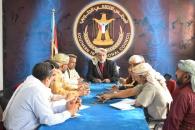 الهيئة التنفيذية لانتقالي شبوة تعقد اجتماعا استثنائيا