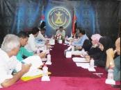 الأمين العام يؤكد على اهمية انعقاد جلسة الجمعية الوطنية في حضرموت ودلالاتها