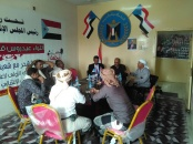 رئيس انتقالي حضرموت يلتقي القيادتين المحليتين في الشحر وغيل باوزير