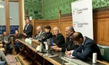 الرئيس الزُبيدي في كلمة هامة بمجلس العموم البريطاني: الوحدة اليمنية كانت محاولة لكنها فشلت