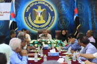 """""""الممارسات التمييزية  لنظام صنعاء تجاه شعب الجنوب"""" في ورشة عمل للدائرة السياسية بالمجلس الانتقالي"""
