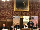 الرئيس الزبيدي يشارك في الندوة الثانية  للجنة البرلمانية  في مجلس العموم البريطاني حول اليمن