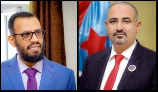 الرئيس ونائبه يعزيان في استشهاد قائد مقاومة حجور