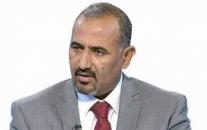 الرئيس الزُبيدي يُعزي مدرم السقلدي في وفاة والده