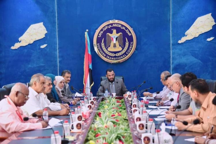 هيئة الرئاسة تعقد اجتماعها الدوري برئاسة نائب رئيس المجلس