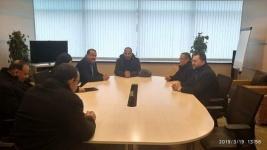 الرئيس الزُبيدي يصل إلى العاصمة الروسية موسكو