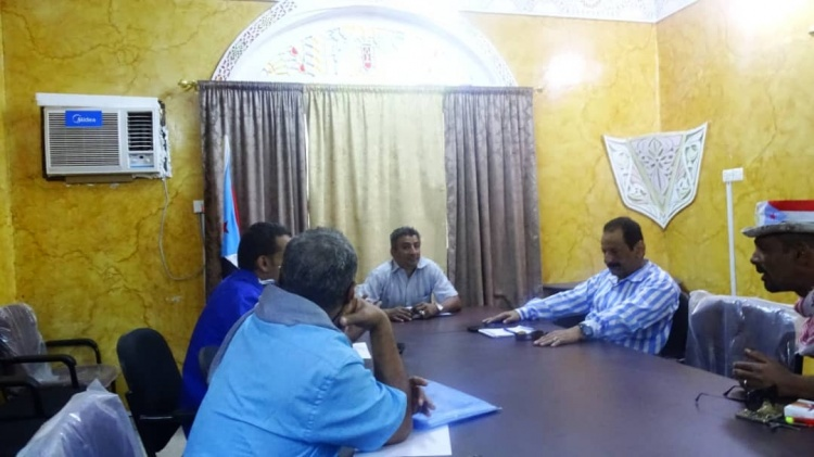 إدارة الإعلام بالقيادة المحلية لانتقالي العاصمة عدن تعقد اجتماعاً استثنائياً
