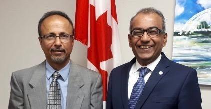 مكتب العلاقات الخارجية للمجلس الانتقالي بكندا يدشن نشاطه