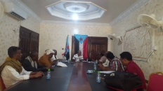 تنفيذية انتقالي حضرموت تحيي هبة أبناء المحافظة ورفضهم للبرلمان اليمني
