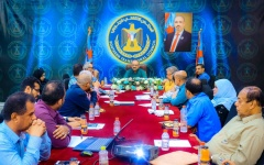 الأمانة العامة تناقش التقرير التقييمي الفصلي وتقف أمام المستجدات على الساحة الوطنية