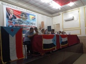 القيادة المحلية للمجلس الانتقالي بمحافظة أبين تعقد اجتماعها الدوري للفصل الأول من العام 2019