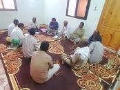 انتقالي سيئون يناقش برنامج وأنشطة فعاليات شهر رمضان المبارك