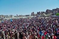 مهرجان يافع يؤكد تمسكه ببيان عدن التاريخي والتفويض الممنوح للرئيس الزُبيدي  (نص البيان)