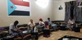 الهيئة التنفيذية لانتقالي المهرة تعقد اجتماعها الدوري
