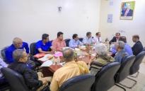 لجنة الحوار الجنوبي تواصل أعمال مرحلتها الثانية (بيان)