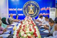 لجنة الحوار الجنوبي تلتقي الهيئة العسكرية العليا للجيش والأمن الجنوبي (بلاغ)