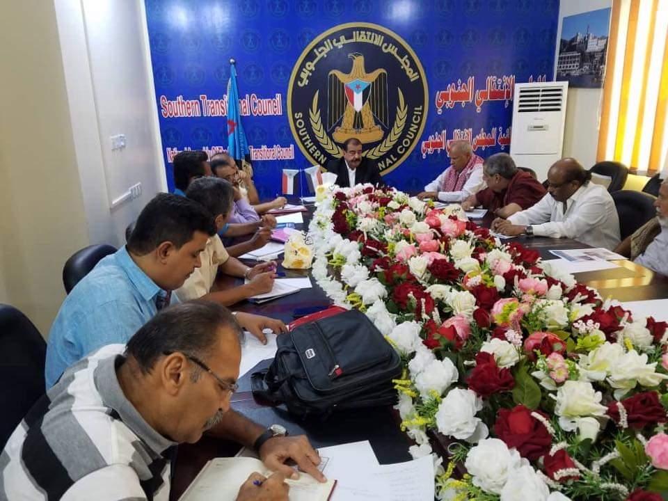 لجنة الحوار الجنوبي تواصل عقد جلسات المرحلة الثانية وتلتقي بعدد من الشخصيات الاجتماعية الجنوبية