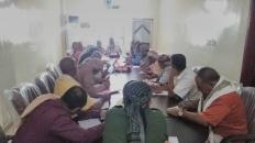 رئيس انتقالي لحج يترأس اجتماعاً استثنائياً لرؤساء القيادات المحلية في المديريات