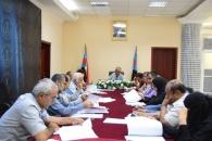 الأمانة العامة تعقد اجتماعها الأسبوعي وتناقش تقارير الانجاز لدوائرها