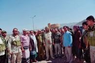 الرئيس الزُبيدي: قواتنا هي السيّاج القوي والأمين لحدودنا في مواجهة مطامع الحوثيين والمتحالفين معهم