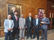 ممثلو المجلس الانتقالي الجنوبي يشاركون في المؤتمر البرلماني المشترك الثاني حول اليمن باسكتلندا