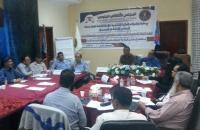 اللجنة التحضيرية للاتحاد العام للحقوقيين الجنوبيين تعقد اجتماعها الثالث برعاية الدائرة القانونية