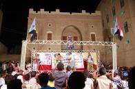 انتقالي حضرموت ينظم حفلاً مسرحيا بمدينة سيئون إحياءً ليوم الأرض