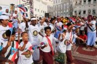 المجلس الانتقالي الجنوبي يدشن فعاليات مهرجان البلدة السياحي2019 بمدينة المكلا