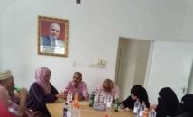 انتقالي دارسعد يحتضن لقاء إشهار اللجنة التحضيرية لاتحاد المرأة الجنوبية