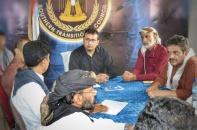 العولقي يلتقي فريق هيئة مكافحة الفساد في محافظة شبوة