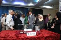 دائرة حقوق الإنسان تستعرض تقريراً لانتهاكات مليشيات الحوثي بالضالع