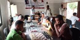 انطلاق بطولة الشهيد عبده هيثم للشطرنج برعاية انتقالي أبين