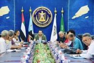 لجنة المجلس الانتقالي للإغاثة والأعمال الإنسانية تعقد اجتماعها الدوري برئاسة الكاف