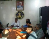 لجنة الإغاثة والأعمال الإنسانية بانتقالي التواهي تعقد اجتماعاً إستثنائيا وطارئاً