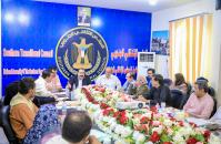 الهيئة الإدارية للجمعية الوطنية تختتم اجتماعها الدوري لشهر سبتمبر