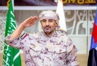 الرئيس الزُبيدي يبارك انتصارات القوات المسلحة الجنوبية في جبهات شمال الضالع