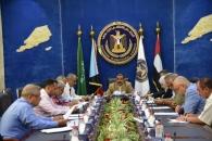 هيئة رئاسة المجلس الانتقالي الجنوبي تُبارك خطوات وفد المجلس التفاوضي في جدة