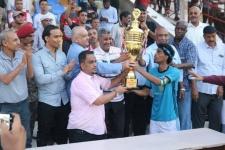 الميناء يتغلب على الوحدة ويتوّج بطلاً لبطولة 14 أكتوبر لكرة القدم