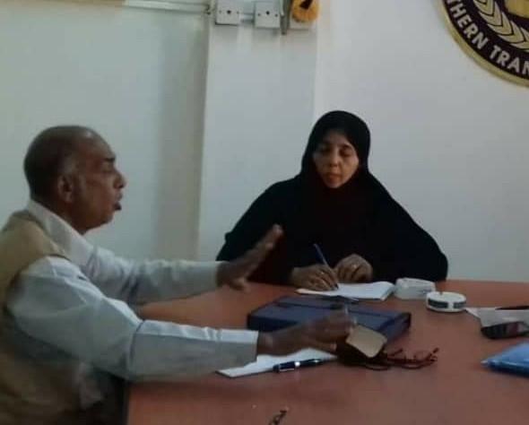 لجنة الإغاثة في انتقالي المنصورة تعقد اجتماعاً استثنائياً