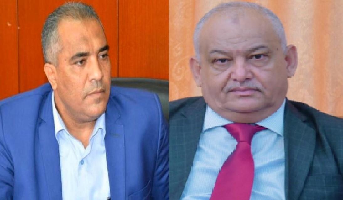 البروفيسور الوالي يبحث مع القائم بأعمال رئيس جامعة عدن سُبل تعزيز دورها الأكاديمي والريادي