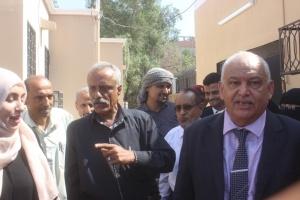 بدعم من الانتقالي.. إعادة التيار الكهربائي إلى حي ملقاط بالممدارة في العاصمة عدن