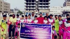 احتفالاً بذكرى الاستقلال..  انتقالي المنصورة يدشن بطولة البراعم لكرة القدم بالمديرية