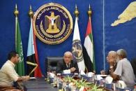 الوالي يناقش مع رئيس نقابة مهندسي عدن مشاركة النقابة في الاجتماع السنوي لاتحاد المهندسين العرب