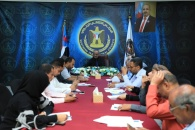 الأمانة العامة تعقد اجتماعها الدوري وتشدد على إيلاء الجرحى الاهتمام والرعاية اللازمين